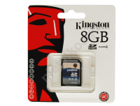 Karta pamięci SDHC 8GB Kingston