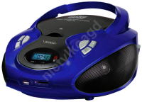 Radioodtwarzacz CD MP3 USB SD MMC Lauson CP436