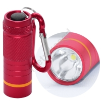Latarka Kodak LED Flashlight Ultra 70 czerwona